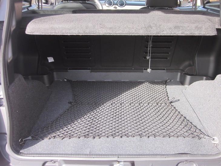 Aixam Crossline Premium met een grote koffer
