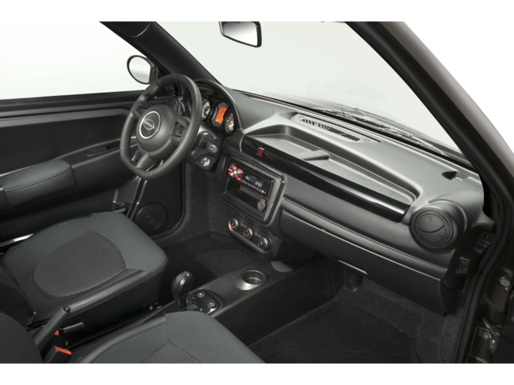 Microcar Due Premium interieur
